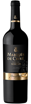 Marqués de Chivé Reserva 2016