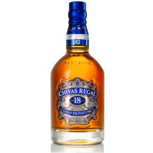 Chivas Regal Whisky 18 anos Escocês 750ml