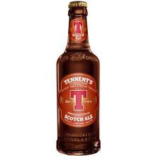 cerveja tennent's scotch ale
